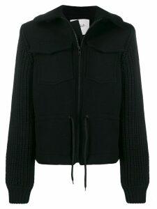 Ba & Sh Camille cardi-coat - Black