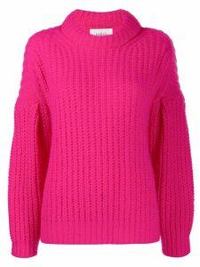 Ba & Sh Emma oversized jumper - PINK