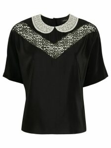 Marc Jacobs The Lace blouse - Black