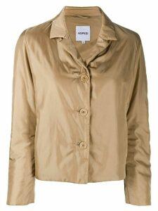 Aspesi Bocconcino padded jacket - NEUTRALS