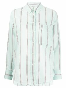 Isabel Marant Étoile Yvana striped shirt - Green