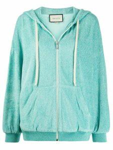 Gucci Gucci Band hoodie - Blue