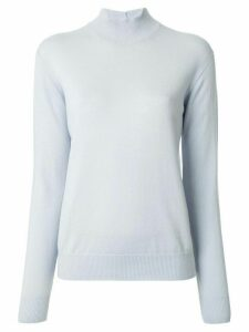 Giorgio Armani roll neck jumper - Blue