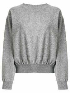 Coohem knitted crew neck jumper - Grey