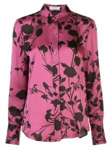 Equipment floral patterned shirt - PINK