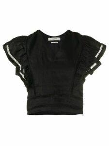 Isabel Marant Étoile April blouse - Black