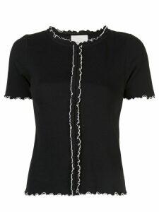 Cinq A Sept Poppy T-shirt - Black