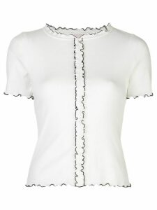 Cinq A Sept Poppy T-shirt - White