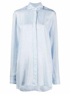 1017 ALYX 9SM Have A Good Summer shirt - Blue
