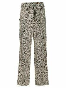 Nanushka Marlin trousers - NEUTRALS