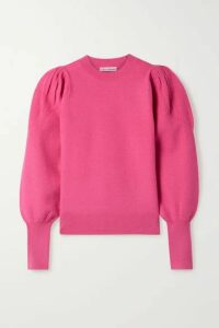 Ulla Johnson - Katerina Merino Wool Sweater - Bubblegum