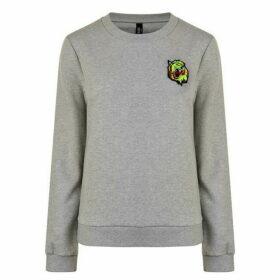 Versus Versace Lion Logo Sweatshirt