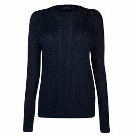Polo Ralph Lauren Metallic Sweatshirt