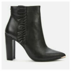 Ted Baker Women's Frillil Leather Ankle Boot - Black