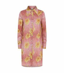 Cotton Edith Germaine Longline Shirt