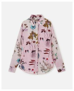 Stella McCartney Multicolour Willow Floral Shirt, Women's, Size 12