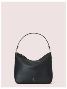 Polly Medium Shoulder Bag - Black - One Size