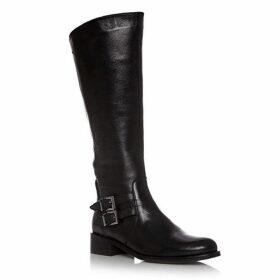Moda in Pelle Salomone Low Smart Long Boots
