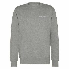 Calvin Klein Jeans Institutional Back Logo Sweatshirt