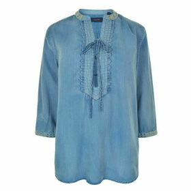 Maison Scotch Tunic Shirt