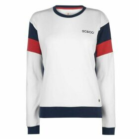 SoulCal Deluxe Colour Block Sweatshirt