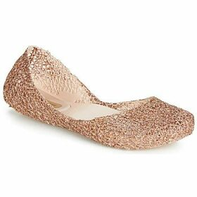 Melissa  CAMPANA PAPEL VII  women's Shoes (Pumps / Ballerinas) in Gold