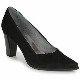Myma  MATTITO  women's Court Shoes in Black