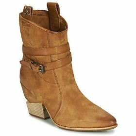 Airstep / A.S.98  TINGET  women's Mid Boots in Brown