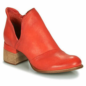 Airstep / A.S.98  LOUND LOW  women's Low Ankle Boots in Red