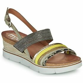 Mjus  TAPASITA  women's Sandals in Beige