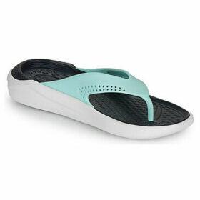 Crocs  LITERIDE FLIP  women's Flip flops / Sandals (Shoes) in Blue