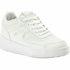 Ellesse  Low Force Basketball  women's Shoes (Trainers) in White