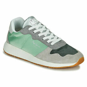 Pepe jeans  KOKO  women's Shoes (Trainers) in Green