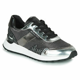 MICHAEL Michael Kors  MONROE  women's Shoes (Trainers) in Silver