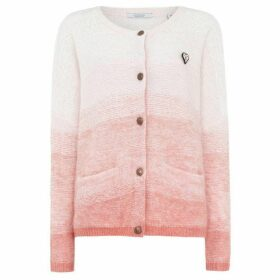 Maison Scotch Chunky Gradient cardigan