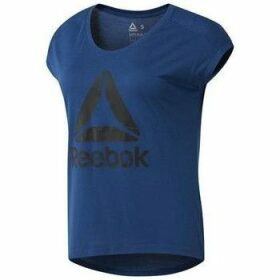 Reebok Sport  Koszulka Workout Ready Supremium 20 L  women's T shirt in multicolour