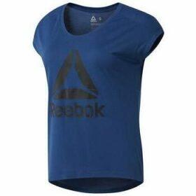 Reebok Sport  Koszulka Workout Ready Supremium 20 L  women's T shirt in multicolour
