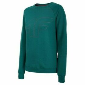 4F  BLD001  women's Sweatshirt in Green