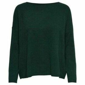 Only  15159016 BRENDA KNITWEAR Women GREEN  women's Sweater in Green