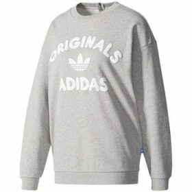 adidas  Originals Sweat  women's Sweatshirt in Grey