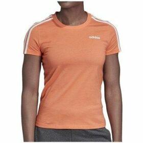 adidas  Essential 3S Slim Tee  women's T shirt in multicolour