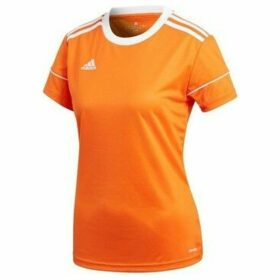 adidas  Squadra 17  women's T shirt in Orange