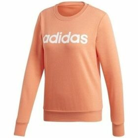 adidas  Lin Sweat  women's Sweatshirt in multicolour