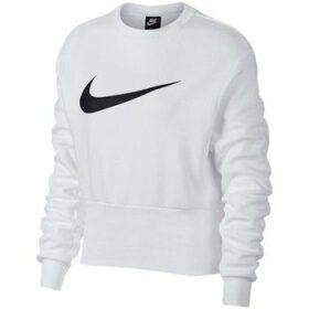 Nike  Swoosh  women's Sweatshirt in multicolour