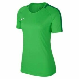 Nike  Dry Academy 18  women's T shirt in Green
