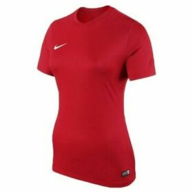 Nike  Park  women's T shirt in Red