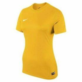 Nike  Park  women's T shirt in Yellow