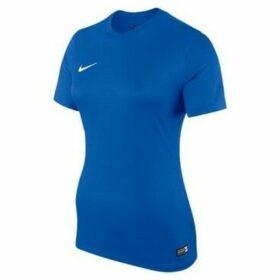 Nike  Park  women's T shirt in Blue