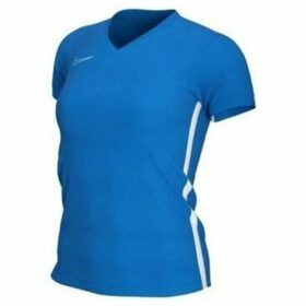 Nike  Womens Dry Academy 19  women's T shirt in Blue