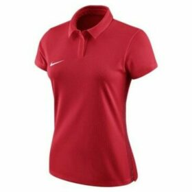 Nike  Dry Academy 18  women's Polo shirt in Red